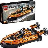 LEGO42120TechnicReddingsHovercraftnaarVliegtuigSpeelgoed,2in1Model,BouwsetvoorJongensenMeisjesvanaf8Jaar