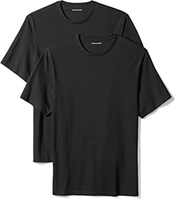 Amazon Essentials Men's Classic-Fit Short-Sleeve Crewneck T-Shirt