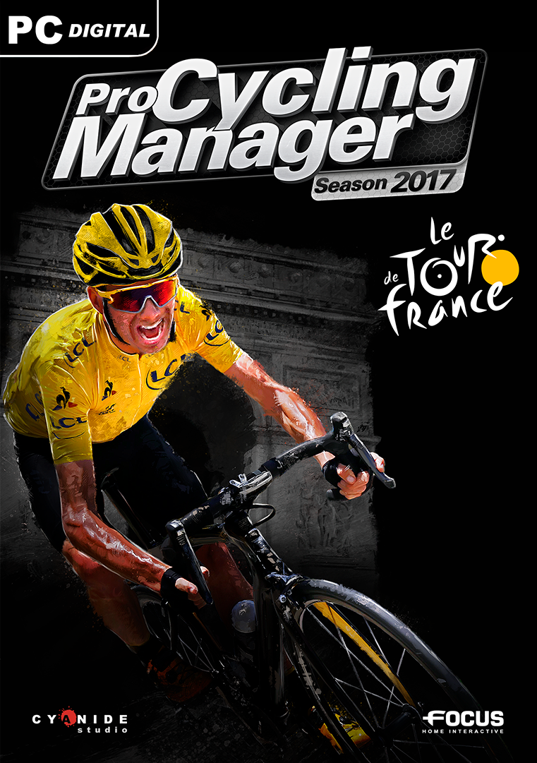 Pro Cycling Manager 2017 [PC Code - Steam]