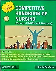 Competitive Handbook of Nursing-VOL 2 (Competitive handbook of nursing)