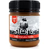 Steens Raw Monofloral Manuka Honey MGO 514+(UMF15) (250g)