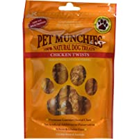 Pet Munchies Chicken Twists for Dogs 80g,