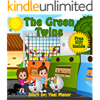 Children Books: The Green Twins (early learning books)(Bedtime Stories For Children)(Picture Books)( (Twins Stories Book…