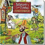 Trötsch Pettersson und Findus Fensterbuch: Entdeckerbuch Beschäftigungsbuch Spielbuch