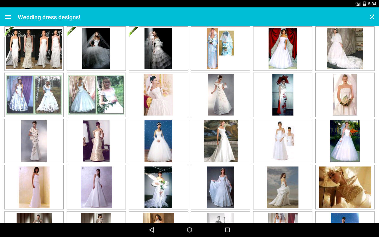 Wedding dress designs apps f r android Wedding dress design app