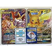 Card Cloud 2x Random JUMBO (Oversized) Pokemon Cards Bundle