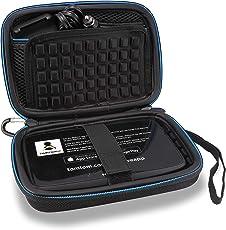 Supremery Tasche für Tomtom Pkw-Navi Navigationsgerät Hülle Case (Geeignet für 6,0 Zoll Gerät - Kompatibel mit:GO 610 620 6200, GO 60, GO 600/GO 6000/TRUCKER 6000)