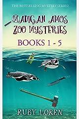 Madigan Amos Zoo Mysteries : Books 1 - 5 (Madigan Amos Zoo Mysteries Boxset) Kindle Edition