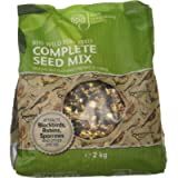 RHS Complete Seed Mix Bird Feed 2KG
