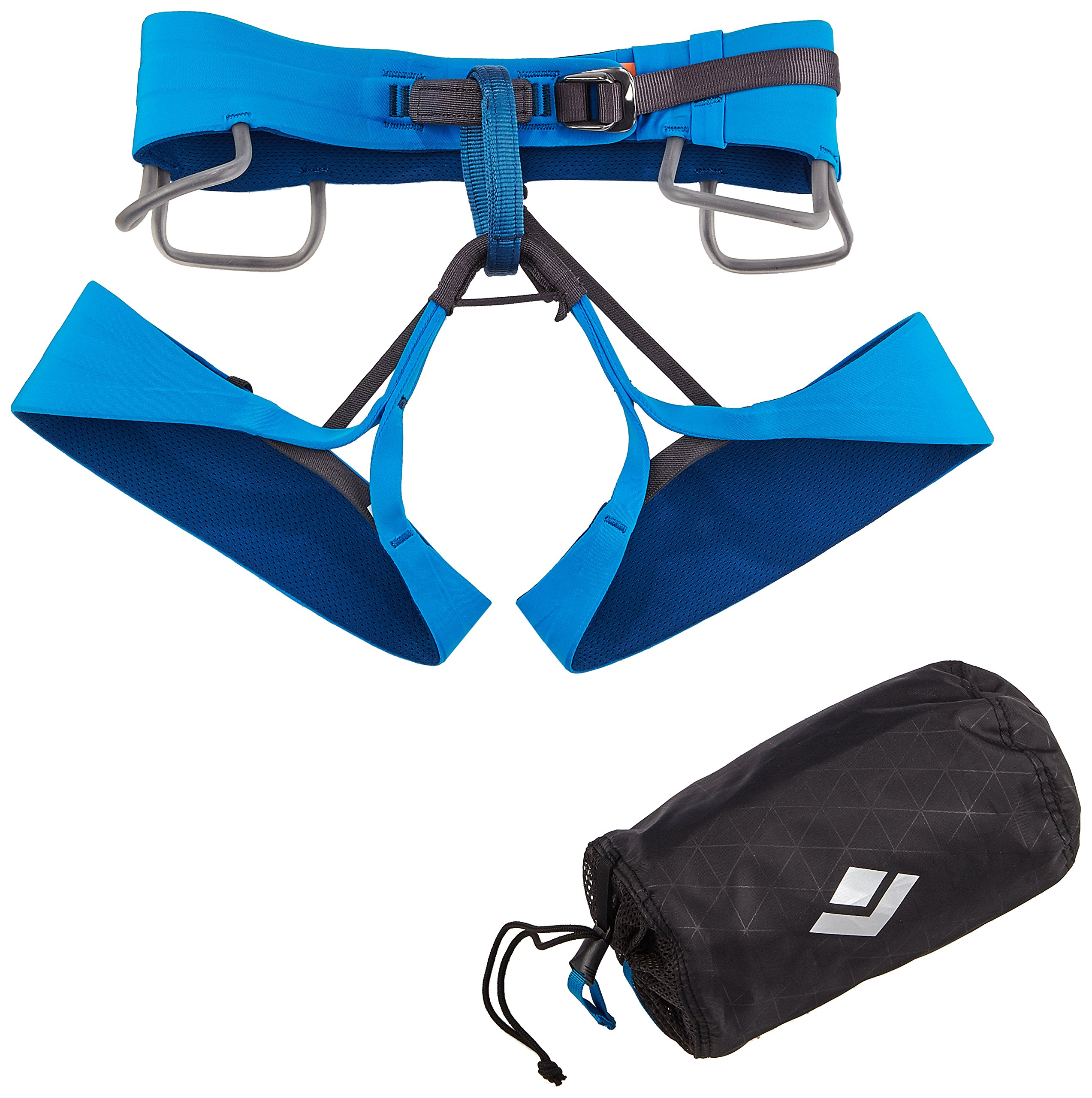 Black Diamond Solution, Imbrago Uomo, Blu/Light Blue, S