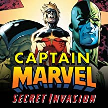 Captain Marvel (2008) (Issues) (5 Book Series)