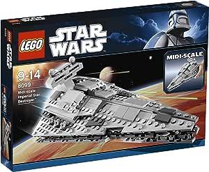LEGO Star Wars 8099 - Midi-Scale Imperial Star Destroyer