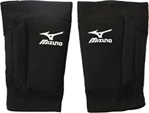 Mizuno Youth T10 Plus Kneepad, One Size, Black