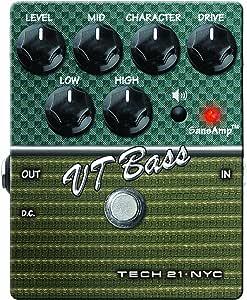 TECH 21 - character serie VT BASS