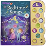 Bedtime Songs 11 Button Song Book (10 Button Sound)