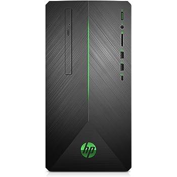 HP Pavilion 690-0018ns, 2,8 GHz, 8ª generación de procesadores Intel
