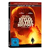 The Man Who Killed Hitler and Then The Bigfoot - 3-Disc Limited Collector's Edition im Mediabook (+ Blu-ray & DVD) [4K Blu-ray]