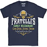 6TN Uomo T-Shirt da Ginnastica Fratelli's Family Restaurant Goon Docks