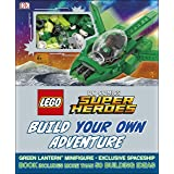 LEGO DC Comics Super Heroes Build Your Own Adventure: With minifigure and exclusive model (LEGO Build Your Own Adventure)