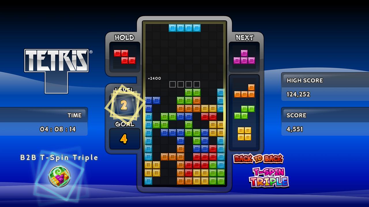 Tetris - 7