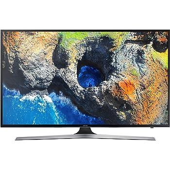 Samsung MU6125 UHD Smart TV 43'', Nero [Esclusiva Amazon.it]