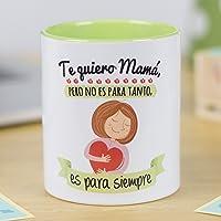 La mente es Maravillosa - Tazas con frases para las Madres