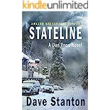 STATELINE: A Crime Thriller (Dan Reno Series Book 1)