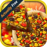 Thanksgiving Candy Pizza Make & Bake – Kids Dessert Cooking Food Maker Restaurant FREE Game