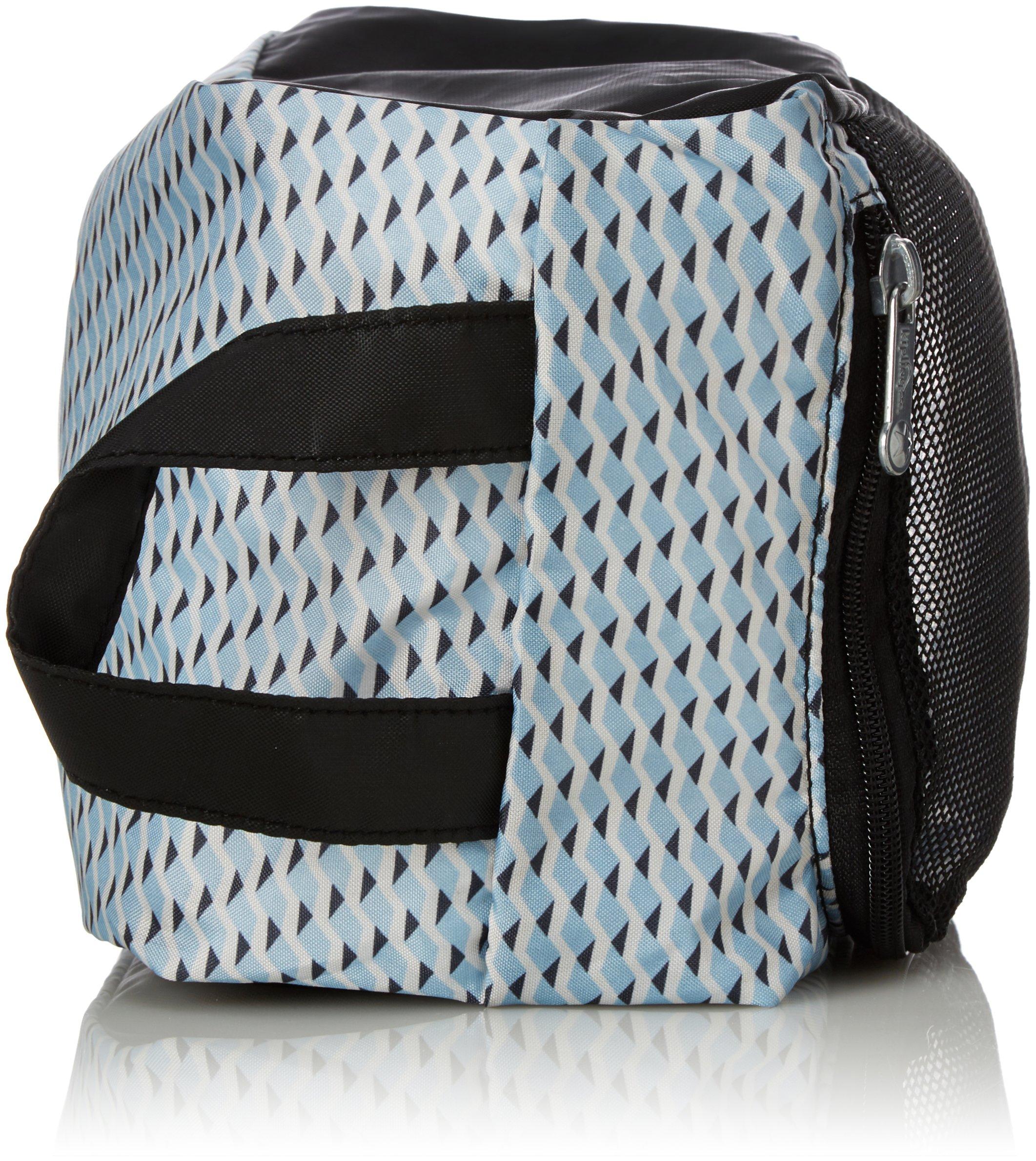 Kipling Wearable S Organizador para Maletas, 30 cm, 5 Liters, (Hybrid Geo)