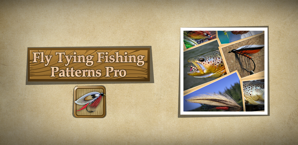 Fly tying fishing patterns pro appstore for for Fly fishing apps