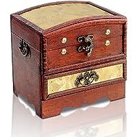Brynnberg Coffre au trésor Grand avec Serrure verrouillable avec clé