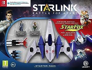 Starlink Starter Pack [AT PEGI] - [Nintendo Switch]