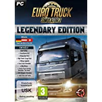 Euro Truck Simulator 2: Legendary-Edition - [PC]