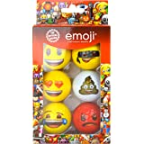 Emoji-Unisex Offizielles Novelty Fun Golf Bälle