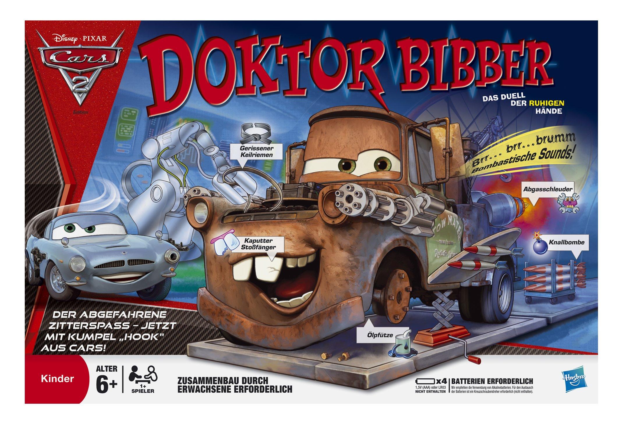 Hasbro-27117100-Dr-Bibber-Cars-2