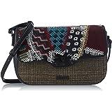 Desigual Accessories PU Across Body Bag, Donna, Nero, U