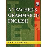 A Teachers Grammar of English: Linking a Grammar with Communication
