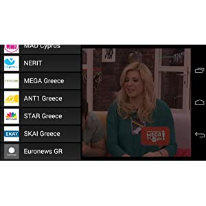 Cyprus Live TV Pro: Amazon co uk: Appstore for Android