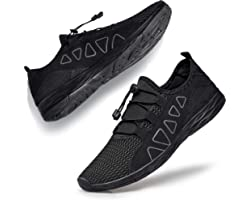 Water Shoes Mens Womens - Quick Drying Lightweight Unisex Aqua Shoes Beach Sports Barefoot Shoes