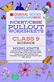 Oswaal NCERT & CBSE Pullout Worksheets Class 9 Science Book (For March 2020 Exam)