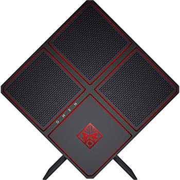 OMEN by HP (900-153ng) Gaming Desktop PC (Intel Core i7-7700K, 32 GB RAM, 3 TB HDD, 512 GB SSD, Dual NVIDIA GeForce GTX 1080 , Windows 10 Home 64) schwarz