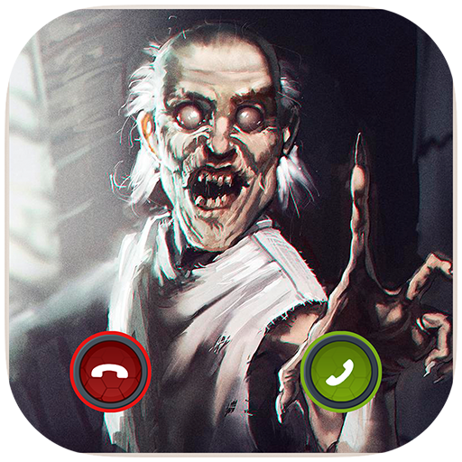 Call from Scary Granny