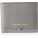 Tommy Hilfiger - Business Leather Mini CC Wallet, Carteras Hombre