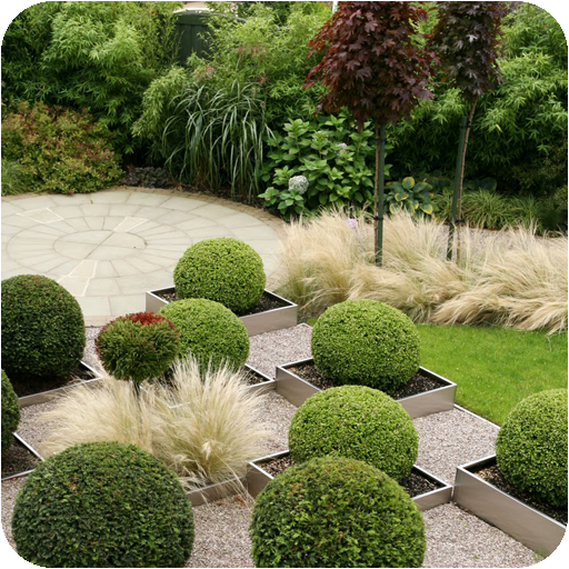 Garden design ideas appstore for android for Garden designs uk