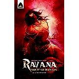 Ravana: Roar of the Demon King - A Graphic Novel (Campfire Graphic Novels)