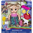 Hasbro Baby Alive Super Snacks Doll - 3 Years and Above