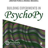 Building Experiments in PsychoPy (English Edition)
