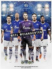 FC Schalke 04 Adventskalender Team 2018 inkl. Autogrammkartensatz
