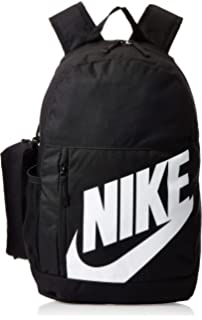 Nike Kinder Elemental Rucksack, BlackBlackWhite, 46 x 31cm