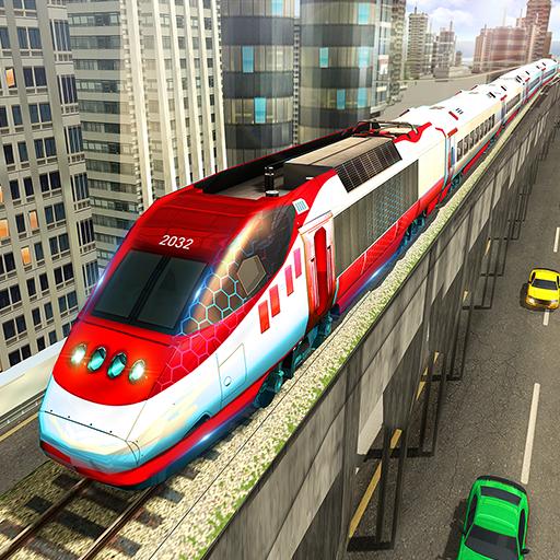 simulatore di avventura di guida del treno della città
